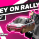 Andrew Coley goes rallying