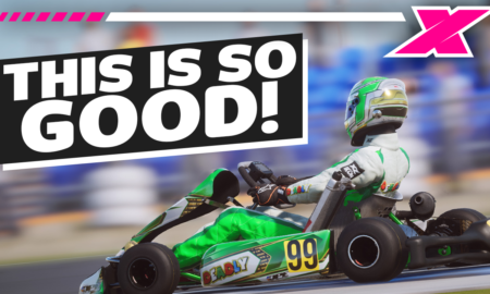 WATCH: You NEED to try this - KartKraft in VR