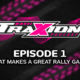What makes a great rally game? Traxion podcast episode one