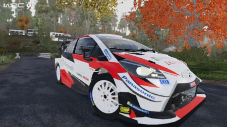 WRC 9 Switch review