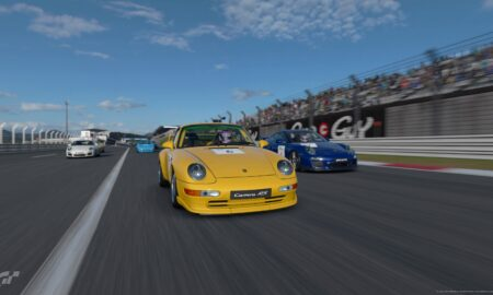 GT Sport Daily races 1st March 2021
