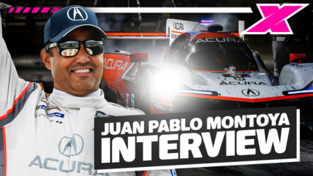 WATCH: Juan Pablo Montoya on Sebring, esports and horses with horns