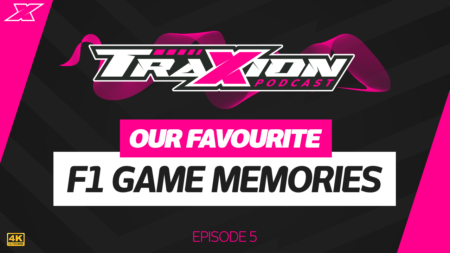 The Traxion Podcast Episode 5, F1 game memories