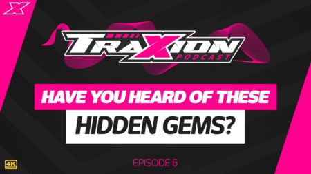 Hidden racing game gems - The Traxion Podcast, episode six