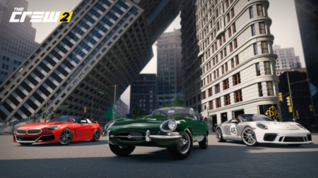 The Crew 2 The Agency Jaguar E-TYPE Coupe