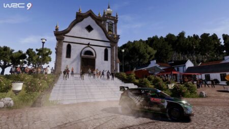 WRC 9 coming to Nintendo Switch