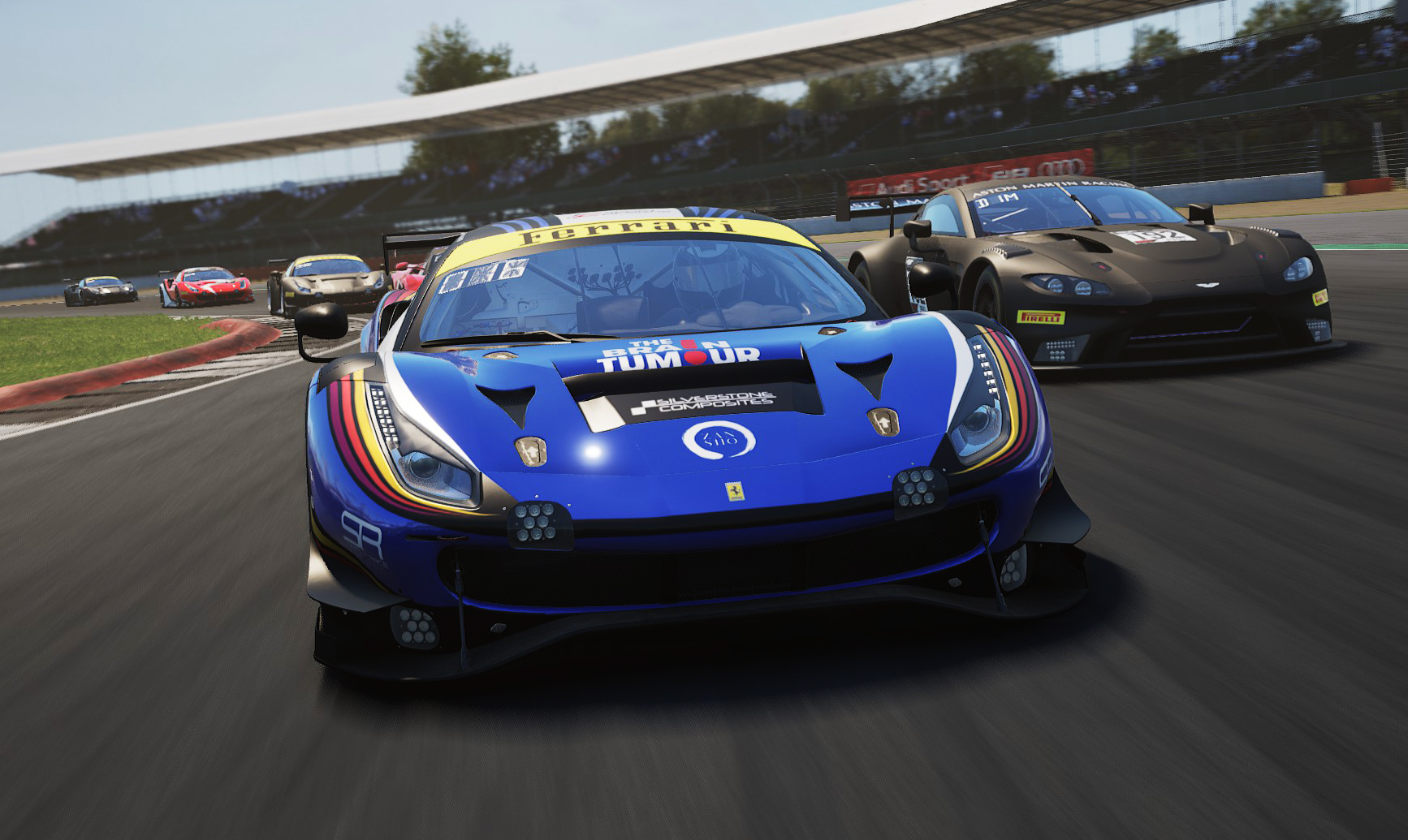 How to make the best use of tyre pressures in Asetto Corsa Competizione