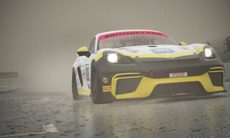 How to use Assetto Corsa Competizione's wet weather to your advantage