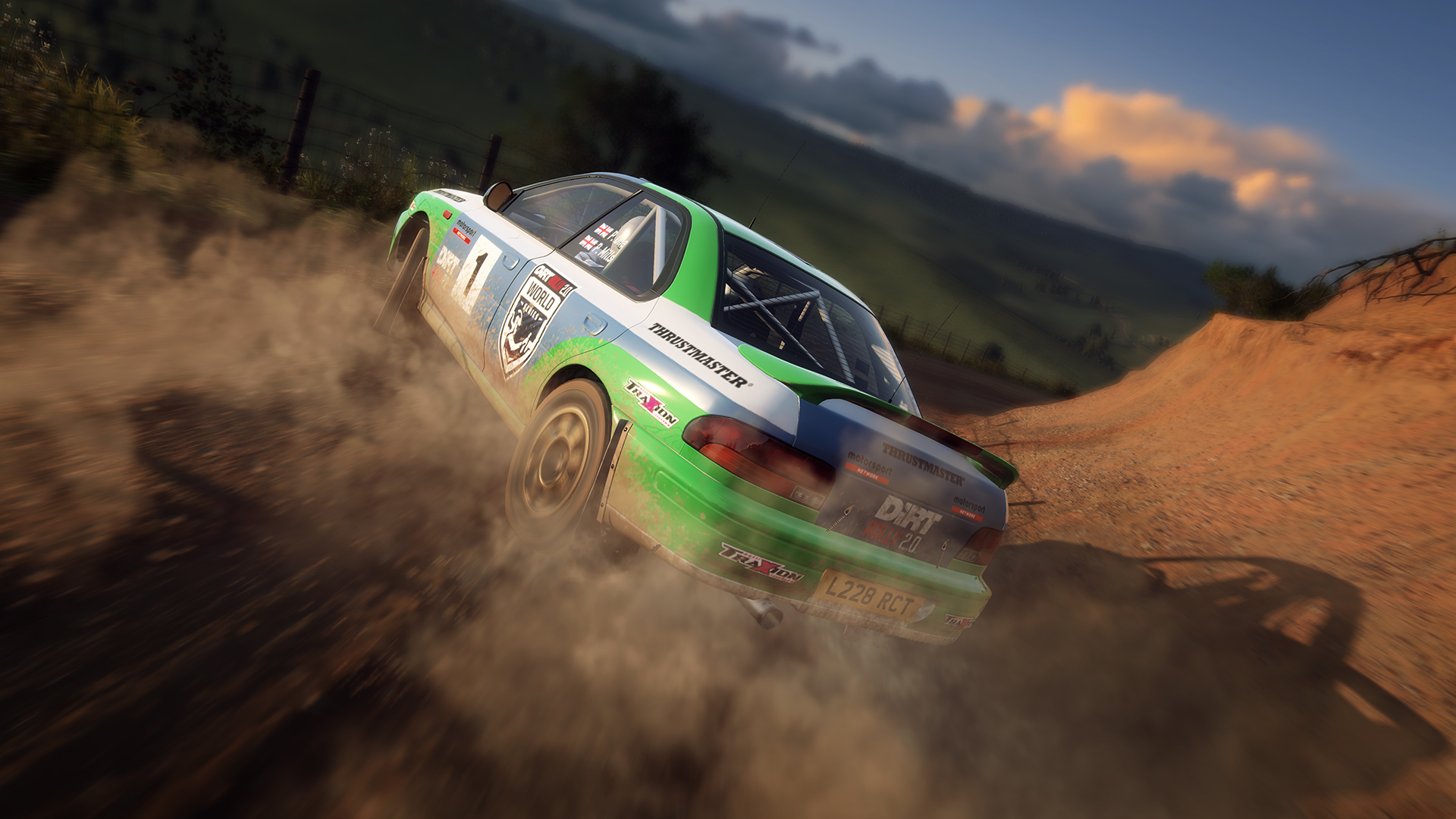 Surprise! DiRT Rally 2.0 receives new liveries and TRUEFORCE support