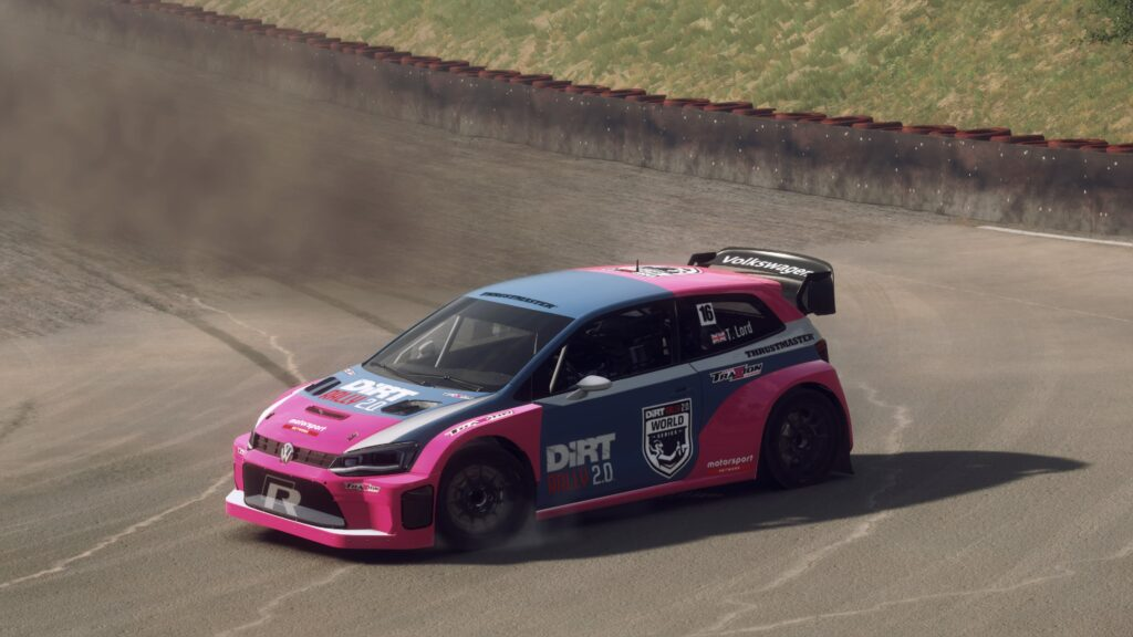 Volkswagen Polo R Supercar World RX Germany Traxion