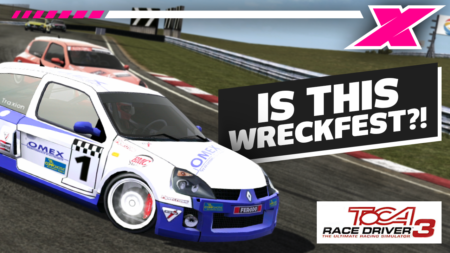 WATCH: Let's play TOCA Race Driver 3, Episode 6