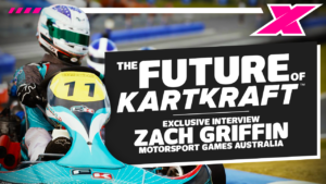 WATCH: The future of KartKraft, an interview with Zach Griffin