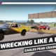 WATCH: A very serious Wreckfest Eagles Peak Motorpark track guide