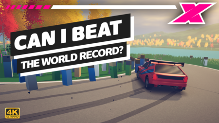 WATCH: Can we set an art of rally world record?