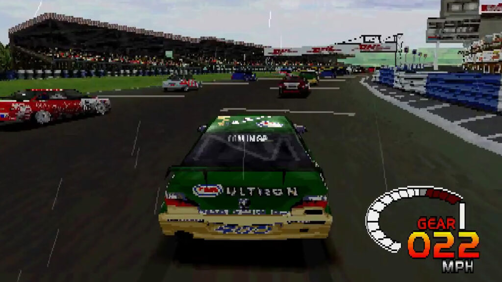 TOCA 2 Touring Cars Silverstone