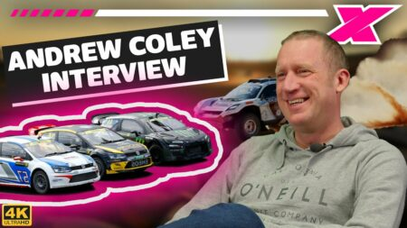 WATCH: The voice of World RX: Andrew Coley Interview!