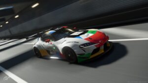 You can now qualify for the (virtual) Olympics in GT Sport
