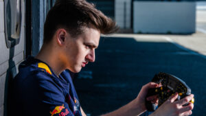 Marcel Kiefer Red Bull Racing Esports