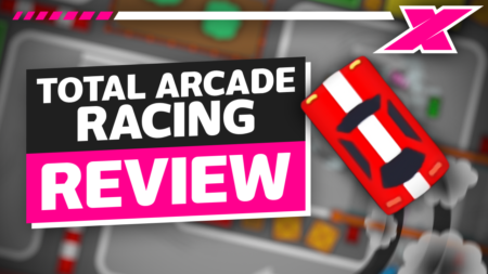 WATCH: Total Arcade Racing review, local multiplayer fun