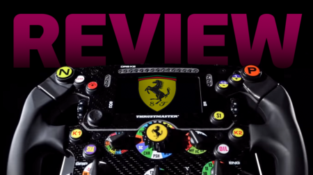 WATCH: BECOME AN F1 DRIVER! - Thrustmaster SF1000 Wheel Add-on review