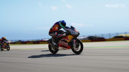 Red Bull Rookies Cup added to MotoGP 21