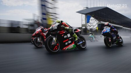 New MotoGP 21 update adds revised liveries and new features