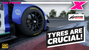 WATCH: How to set Tyre Pressure correctly in Assetto Corsa Competizione