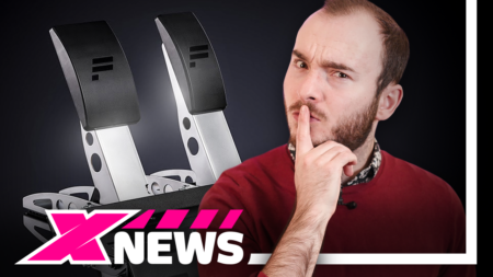 WATCH: MORE Affordable Sim Racing Gear?! Traxion.GG News