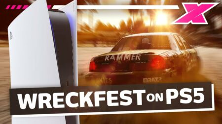 WATCH: Wreckfest on PS5 first impressions