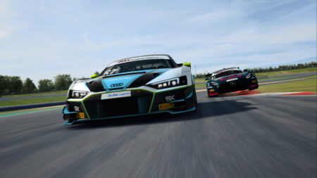 WATCH the 2021 ADAC GT Masters Esports Championship exclusively on Traxion