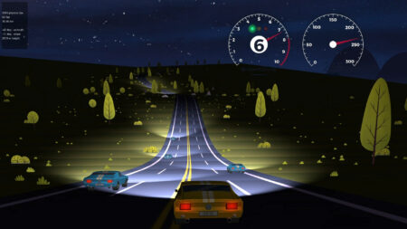 Classic Sport Driving goes retro arcade racing this December