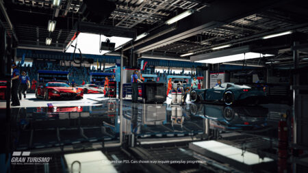 Gran Turismo 7 may be coming to PS4 as well as PS5