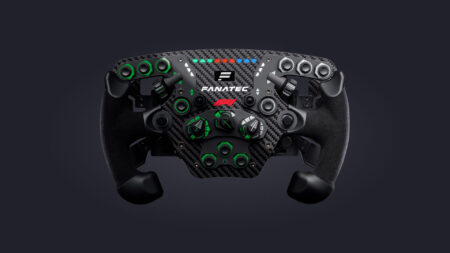 Fanatec Limited Edition ClubSport Steering Wheel F1 2021