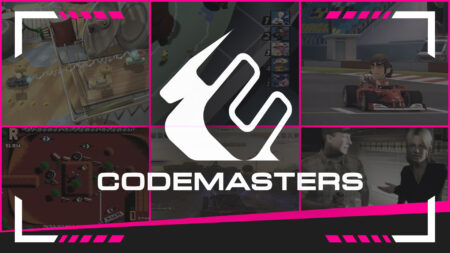 Codemasters racing games that time forgot