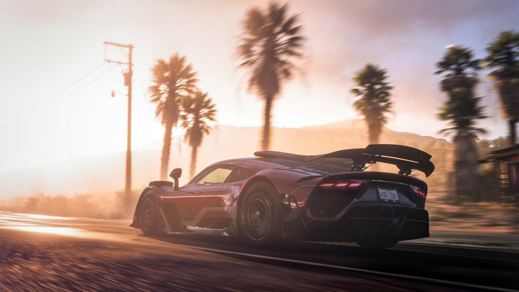 Forza Horizon 5 Mercedes-AMG Project ONE