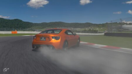 This week's GT Sport Daily Races are a punch up