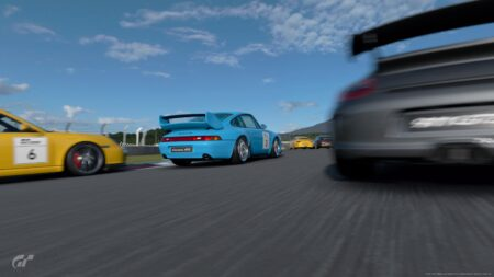 It's old vs new in this week's GT Sport Daily Races