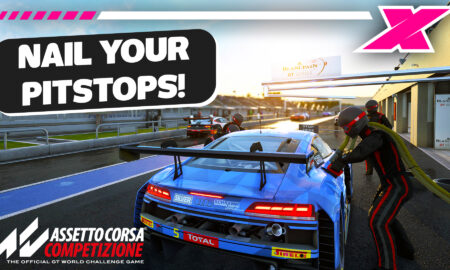 WATCH: How to nail your pitstops in Assetto Corsa Competizione