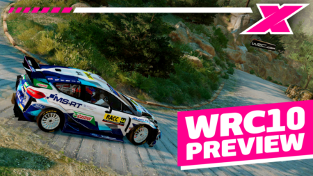 WATCH: Brand new stages and physics - WRC 10 Preview