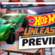 WATCH: Hot Wheels Unleashed Preview - Hot DANG!