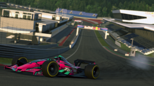 What happens when the seasons change at iRacing?