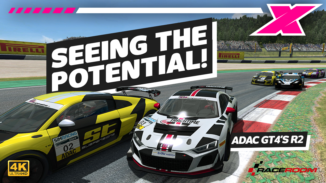 WATCH: Taking on RaceRoom's quickest GT4 drivers, Round 2