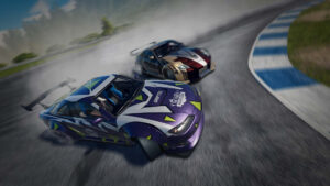 Sideways simulation DRIFT21 is released today