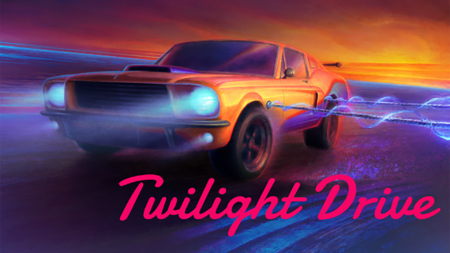 Top-Down Racer 'Twilight Driver' by Eponymouse lands on Steam