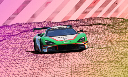 The key to engine mapping in Assetto Corsa Competizione