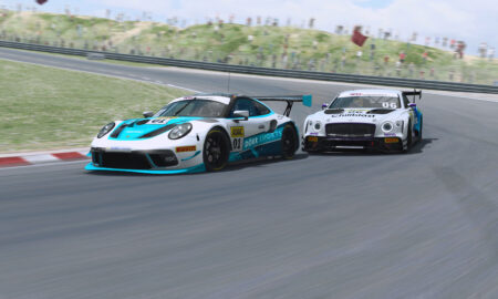 Keithley and Löhner first 2021 ADAC GT Masters Esports double winners