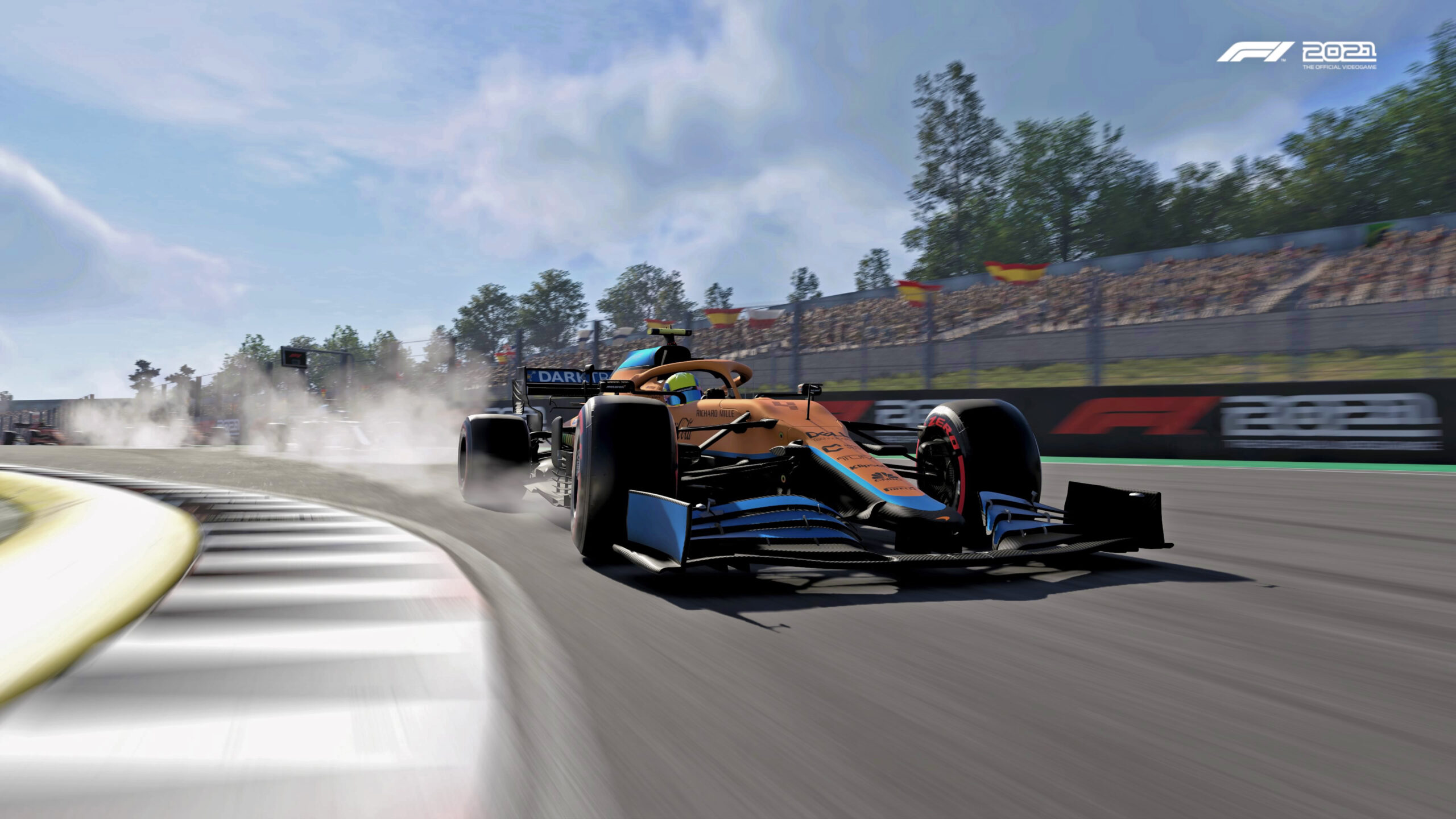 F1 2021 review - the best F1 game yet?