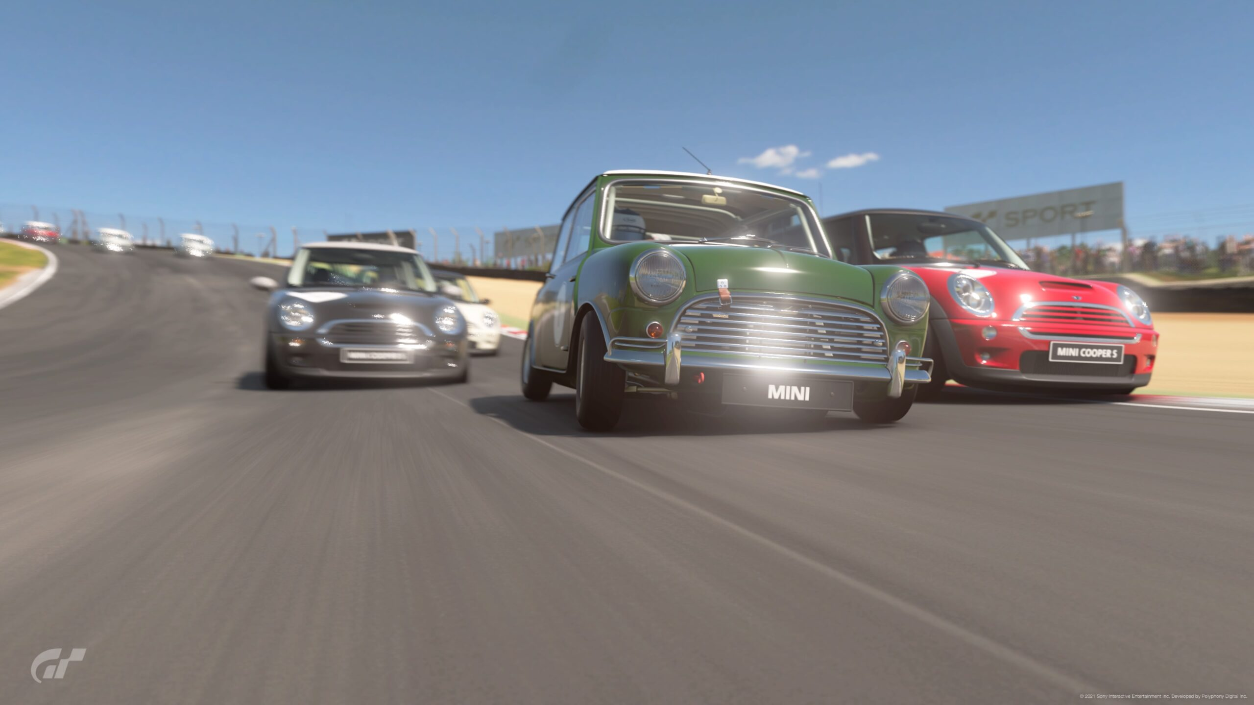 This week's GT Sport Daily Races are 40 years apart