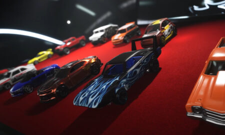 Hot Wheels Unleashed includes licensed vehicles