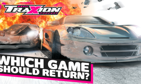 The racing games YOU would like to return   The Traxion.GG Podcast, Season 2, Episode 6